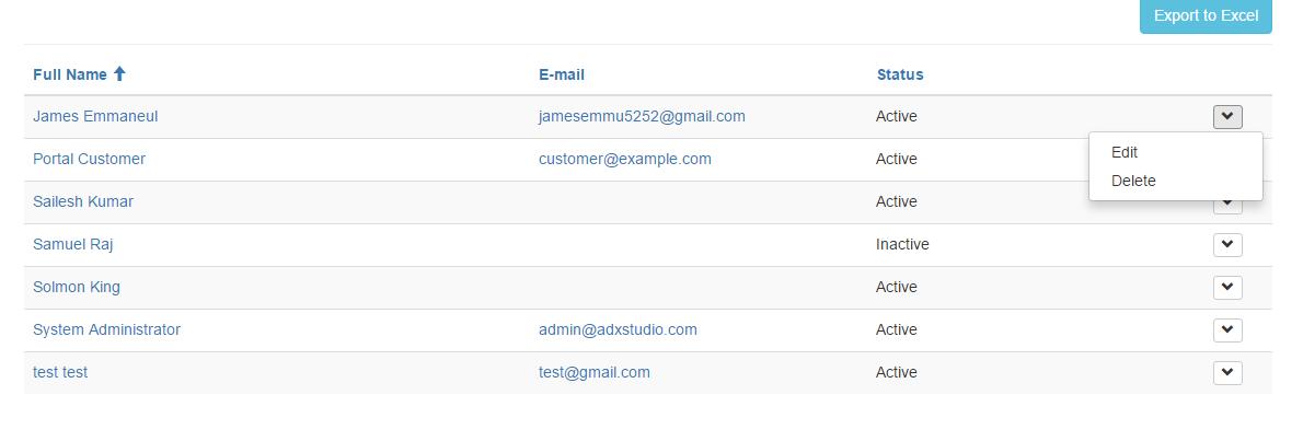 Adx : Customize Entity List Item Actions - Microsoft Dynamics CRM ...